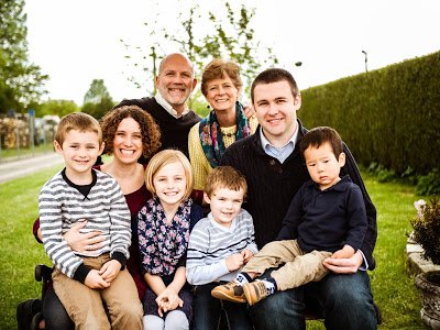 Burches Family Missionaries