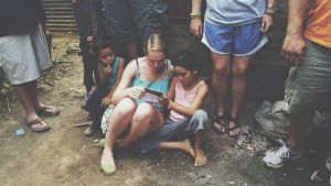 Mission work in Nicaragua