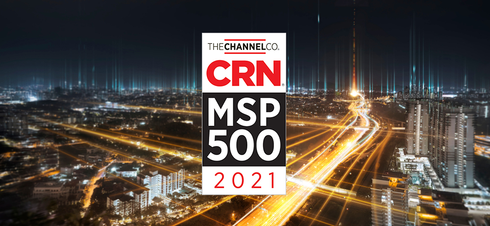 CRN Names InfoSystems To Its 2021 Managed Service Provider (MSP) 500 List in the Pioneer 250