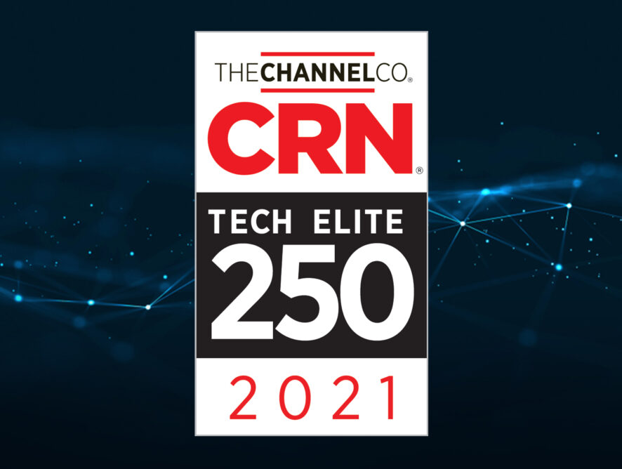 InfoSystems Honored on the 2021 CRN® Tech Elite 250 List