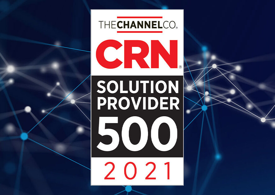 InfoSystems, a Leading Infrastructure, IT Optimization and Cybersecurity Firm, Honored on CRN's 2021 Solution Provider 500 List