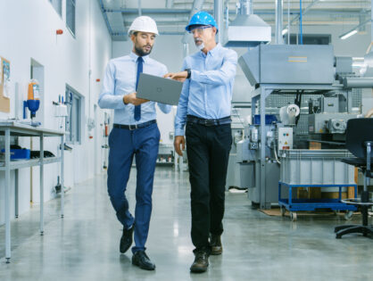 InfoSystems' Solutions For Manufacturing