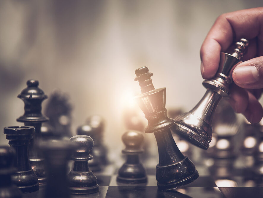 Thriving in the Cybersecurity Chess Game